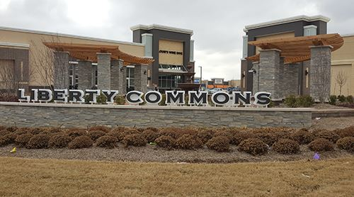Liberty Commons Sign