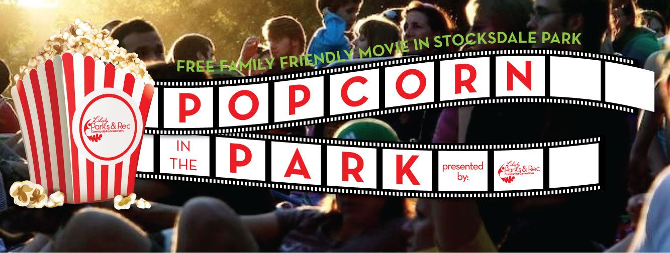 Popcorn in the park
