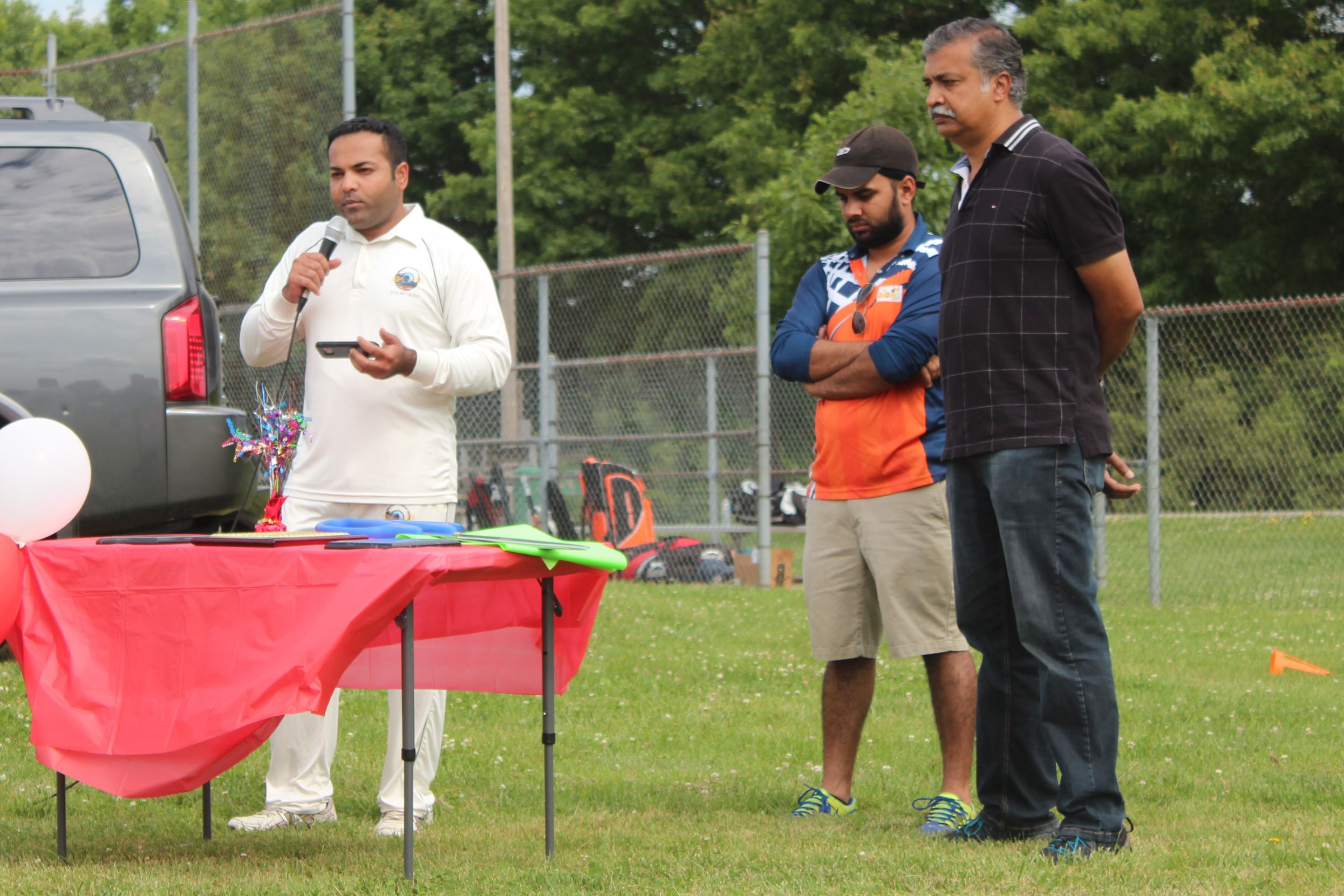 Midwest Cricket League remarks