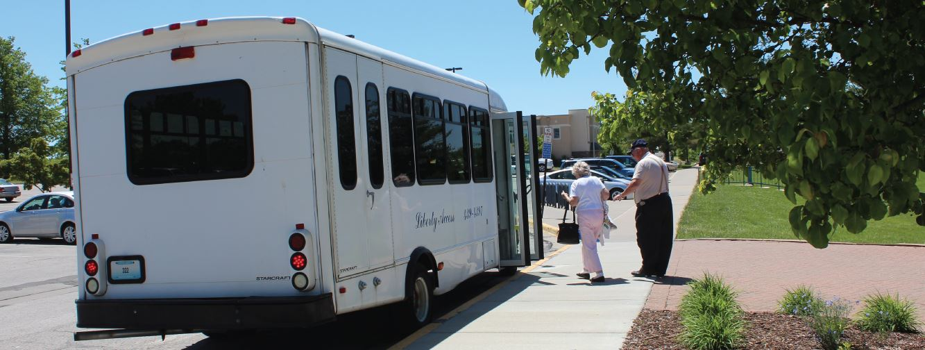 Liberty Access Bus