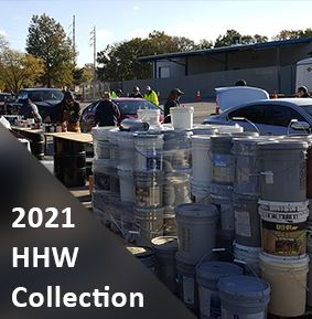 2021 Household Hazardous Waste Collection