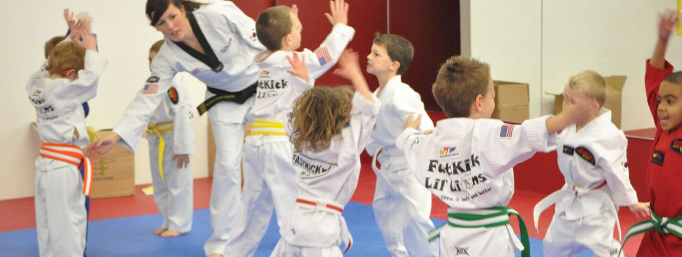 FastKick Martial Arts