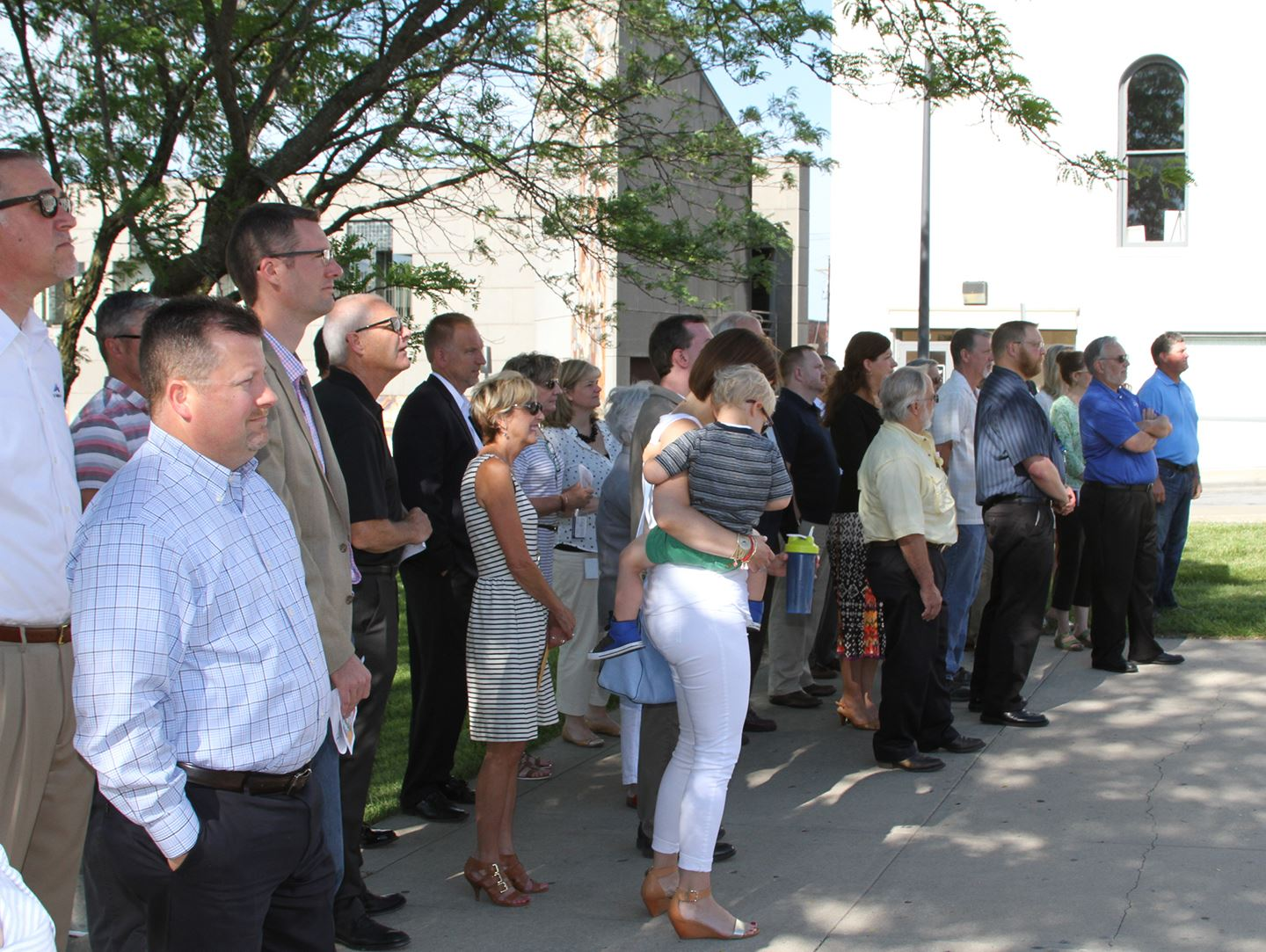 Downtown Streetscape Groundbreaking